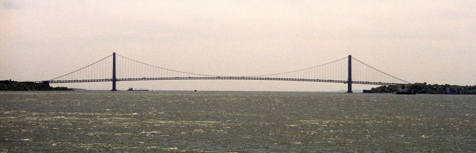 Verrazano-Narrows Bridge, 1993