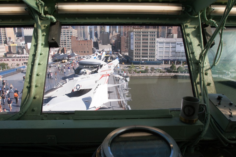 Intrepid Museum, 2012